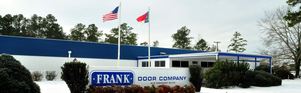 Catalog & Frank Door Company - The Leader in Cold Storage Door Cooler Door ...