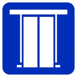 Biparting Biparting Door