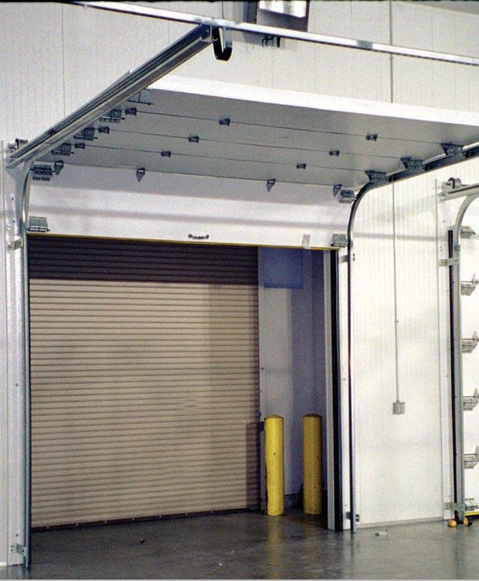 Model EFD SOM : Sectional Overhead Sectional Door