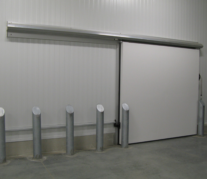 Well-liked Frank Door Company - The Leader in Cold Storage Door, Cooler Door  VD73