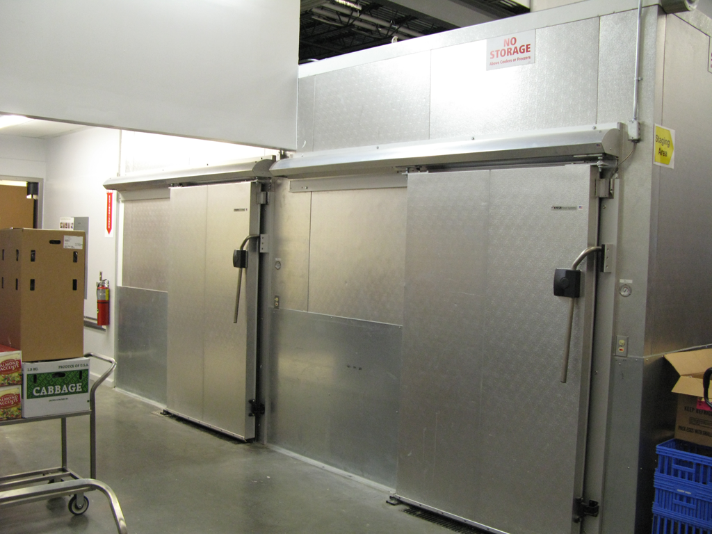 Frank Door Company The Leader In Cold Storage Door Cooler Door