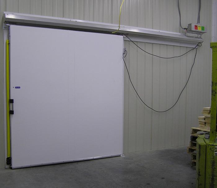 Frank Door Company The Leader In Cold Storage Door