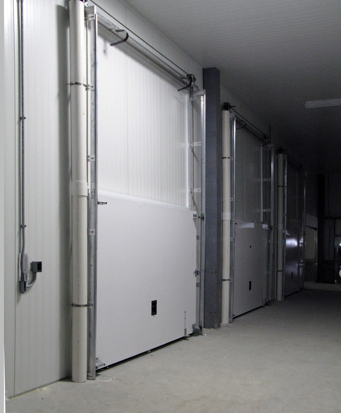 Frank Door Company - The Leader in Cold Storage Door Cooler Door Freezer Door Swing Door and Sliding Door technology. & Frank Door Company - The Leader in Cold Storage Door Cooler Door ...