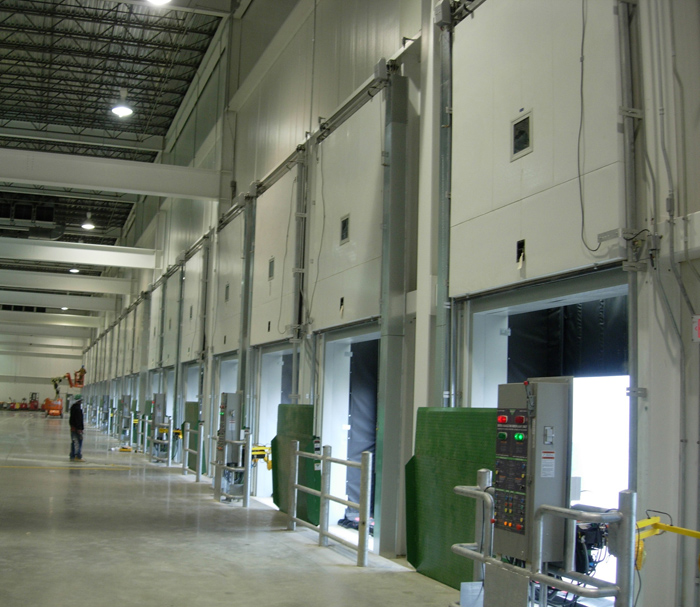 Frank Door Company The Leader In Cold Storage Door