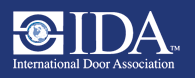 International Doors Association Logo